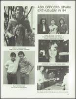 1984 Petaluma High School Yearbook Page 80 & 81