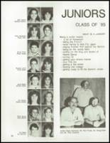 1984 Petaluma High School Yearbook Page 86 & 87