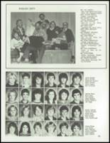 1984 Petaluma High School Yearbook Page 88 & 89