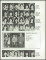 1984 Petaluma High School Yearbook Page 94 & 95