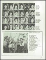 1984 Petaluma High School Yearbook Page 96 & 97