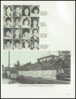 1984 Petaluma High School Yearbook Page 100 & 101