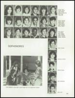 1984 Petaluma High School Yearbook Page 104 & 105