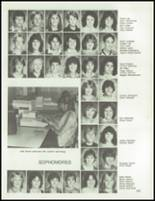 1984 Petaluma High School Yearbook Page 106 & 107