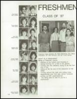 1984 Petaluma High School Yearbook Page 114 & 115