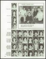 1984 Petaluma High School Yearbook Page 124 & 125
