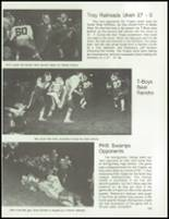 1984 Petaluma High School Yearbook Page 138 & 139