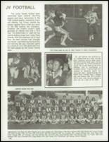 1984 Petaluma High School Yearbook Page 142 & 143
