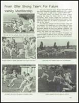 1984 Petaluma High School Yearbook Page 144 & 145
