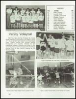 1984 Petaluma High School Yearbook Page 152 & 153