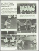 1984 Petaluma High School Yearbook Page 154 & 155