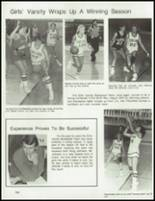 1984 Petaluma High School Yearbook Page 160 & 161
