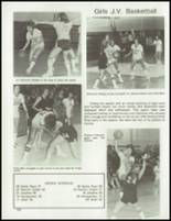 1984 Petaluma High School Yearbook Page 162 & 163