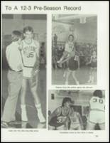 1984 Petaluma High School Yearbook Page 164 & 165