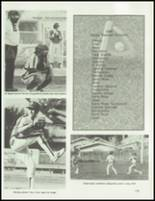 1984 Petaluma High School Yearbook Page 178 & 179