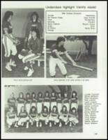 1984 Petaluma High School Yearbook Page 186 & 187