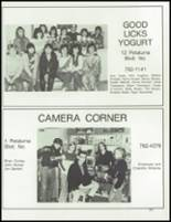 1984 Petaluma High School Yearbook Page 204 & 205