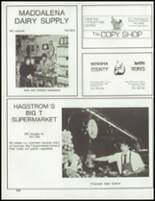 1984 Petaluma High School Yearbook Page 212 & 213