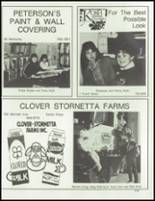 1984 Petaluma High School Yearbook Page 222 & 223