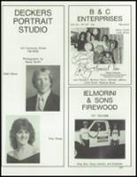 1984 Petaluma High School Yearbook Page 224 & 225