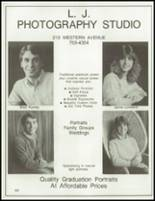 1984 Petaluma High School Yearbook Page 226 & 227