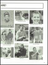 1993 Southern Columbia Area High School Yearbook Page 34 & 35