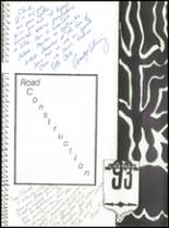 1993 Southern Columbia Area High School Yearbook Page 64 & 65