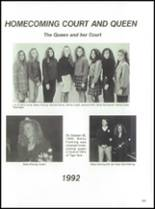 1993 Southern Columbia Area High School Yearbook Page 104 & 105