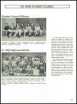 1993 Southern Columbia Area High School Yearbook Page 108 & 109