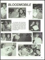 1993 Southern Columbia Area High School Yearbook Page 110 & 111