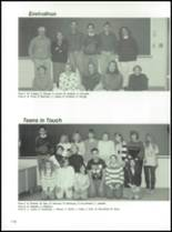 1993 Southern Columbia Area High School Yearbook Page 122 & 123