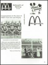 1993 Southern Columbia Area High School Yearbook Page 138 & 139