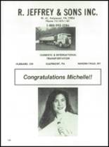 1993 Southern Columbia Area High School Yearbook Page 142 & 143