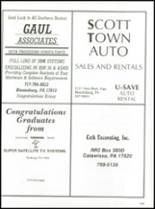 1993 Southern Columbia Area High School Yearbook Page 146 & 147
