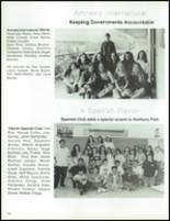 1994 Newbury Park High School Yearbook Page 190 & 191