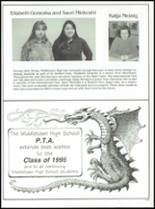 1995 Middletown High School Yearbook Page 118 & 119