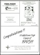 1995 Middletown High School Yearbook Page 120 & 121