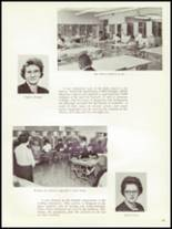 1963 Sandusky High School Yearbook Page 16 & 17