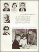1963 Sandusky High School Yearbook Page 20 & 21