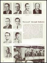 1963 Sandusky High School Yearbook Page 24 & 25