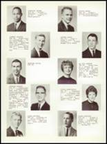 1963 Sandusky High School Yearbook Page 32 & 33