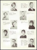 1963 Sandusky High School Yearbook Page 34 & 35