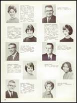 1963 Sandusky High School Yearbook Page 38 & 39
