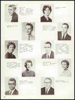 1963 Sandusky High School Yearbook Page 40 & 41