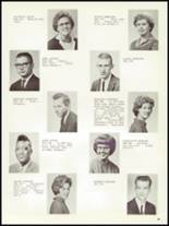 1963 Sandusky High School Yearbook Page 42 & 43
