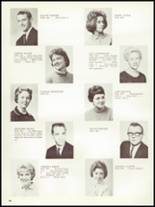 1963 Sandusky High School Yearbook Page 44 & 45