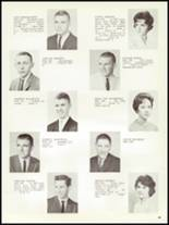1963 Sandusky High School Yearbook Page 46 & 47
