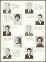 1963 Sandusky High School Yearbook Page 50 & 51