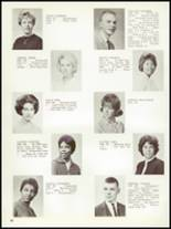 1963 Sandusky High School Yearbook Page 56 & 57