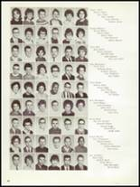 1963 Sandusky High School Yearbook Page 64 & 65